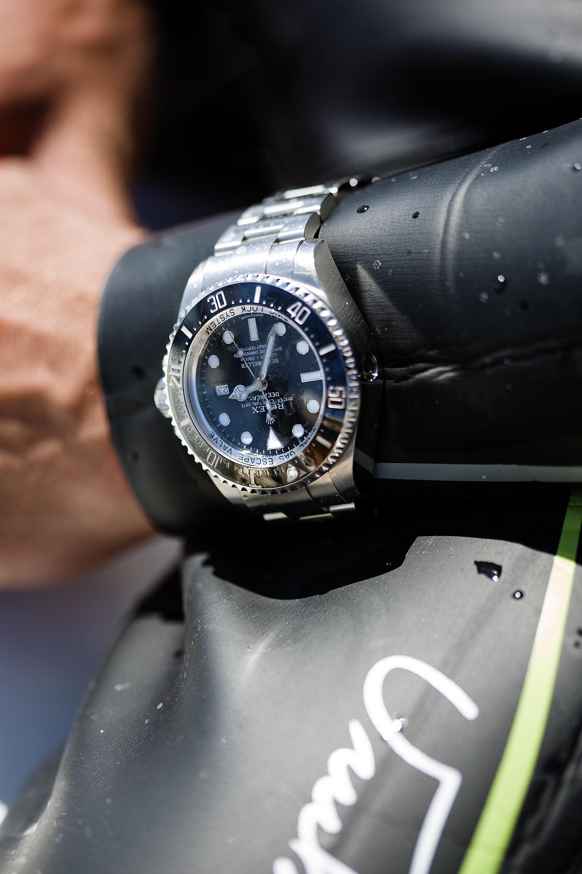 PDM 1443 Rolex Deepsea Sea-Dweller