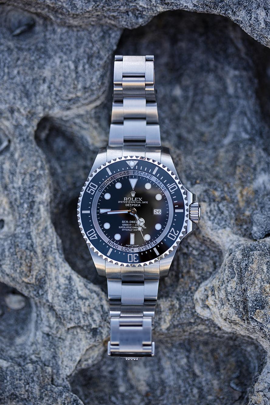 PDM 4057 Rolex Deepsea Sea-Dweller