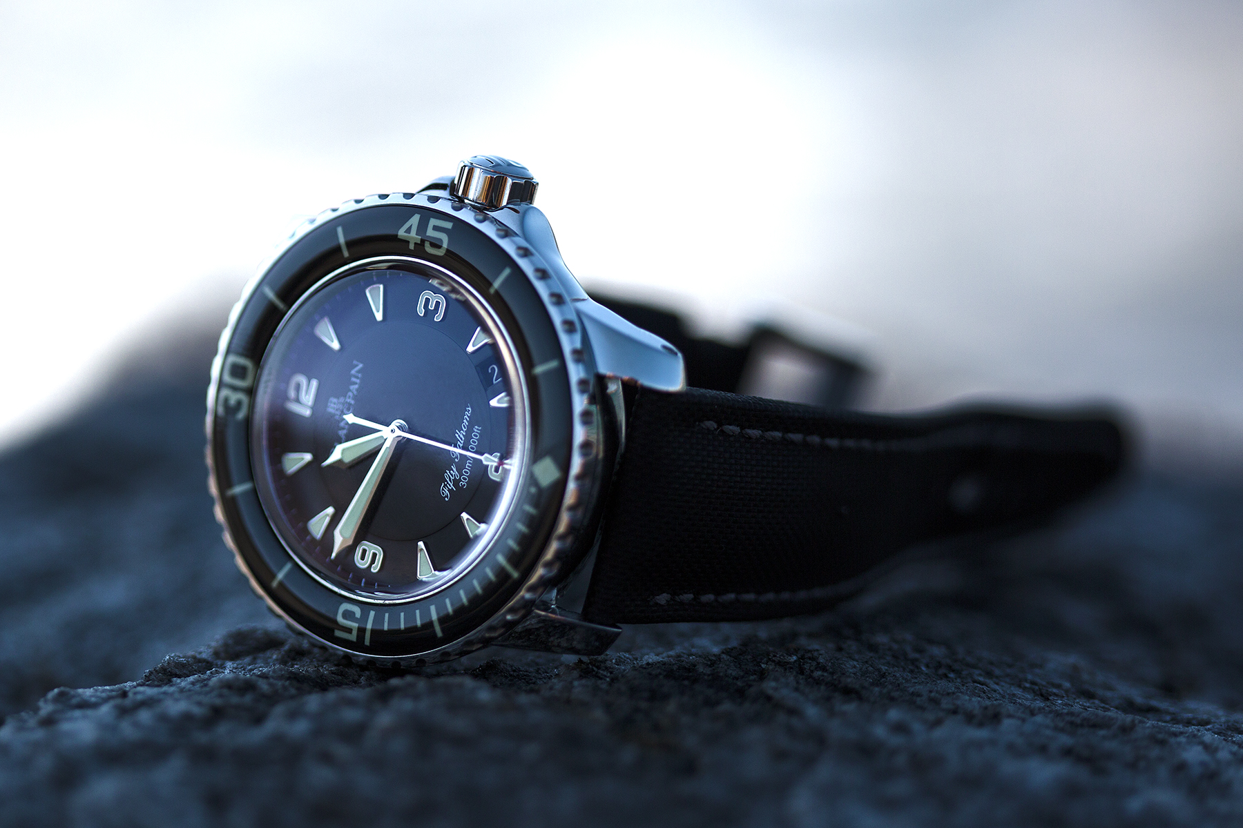 PDM 4034 Blancpain Fifty Fathoms