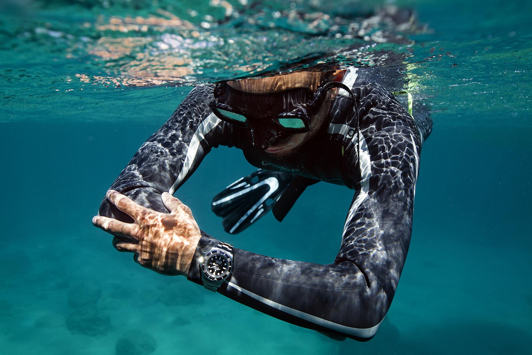PDM 8090 Rolex Deepsea Sea-Dweller ©Peter De Mulder