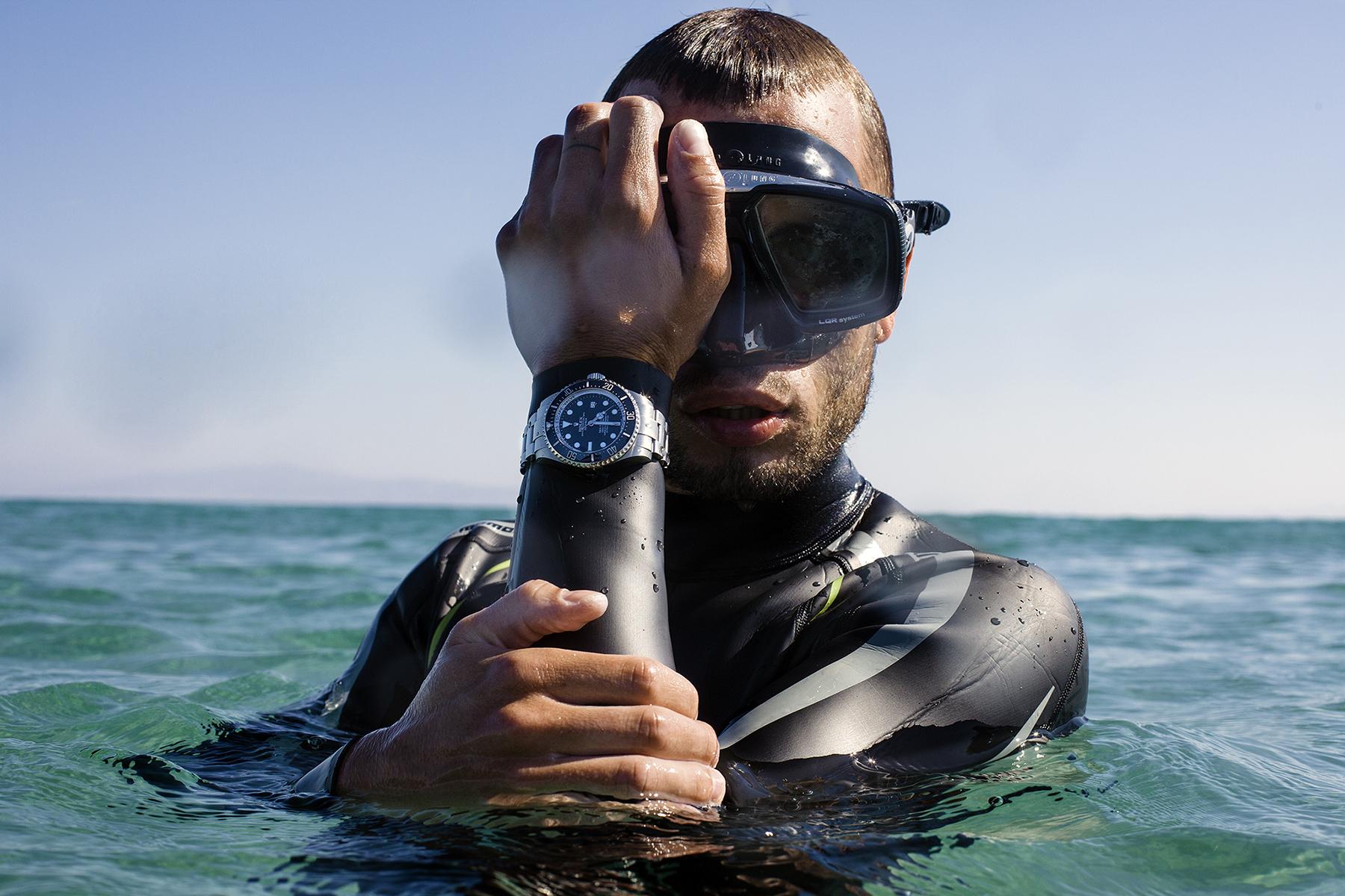 PDM 9232 Rolex Deepsea Sea-Dweller ©Peter De Mulder