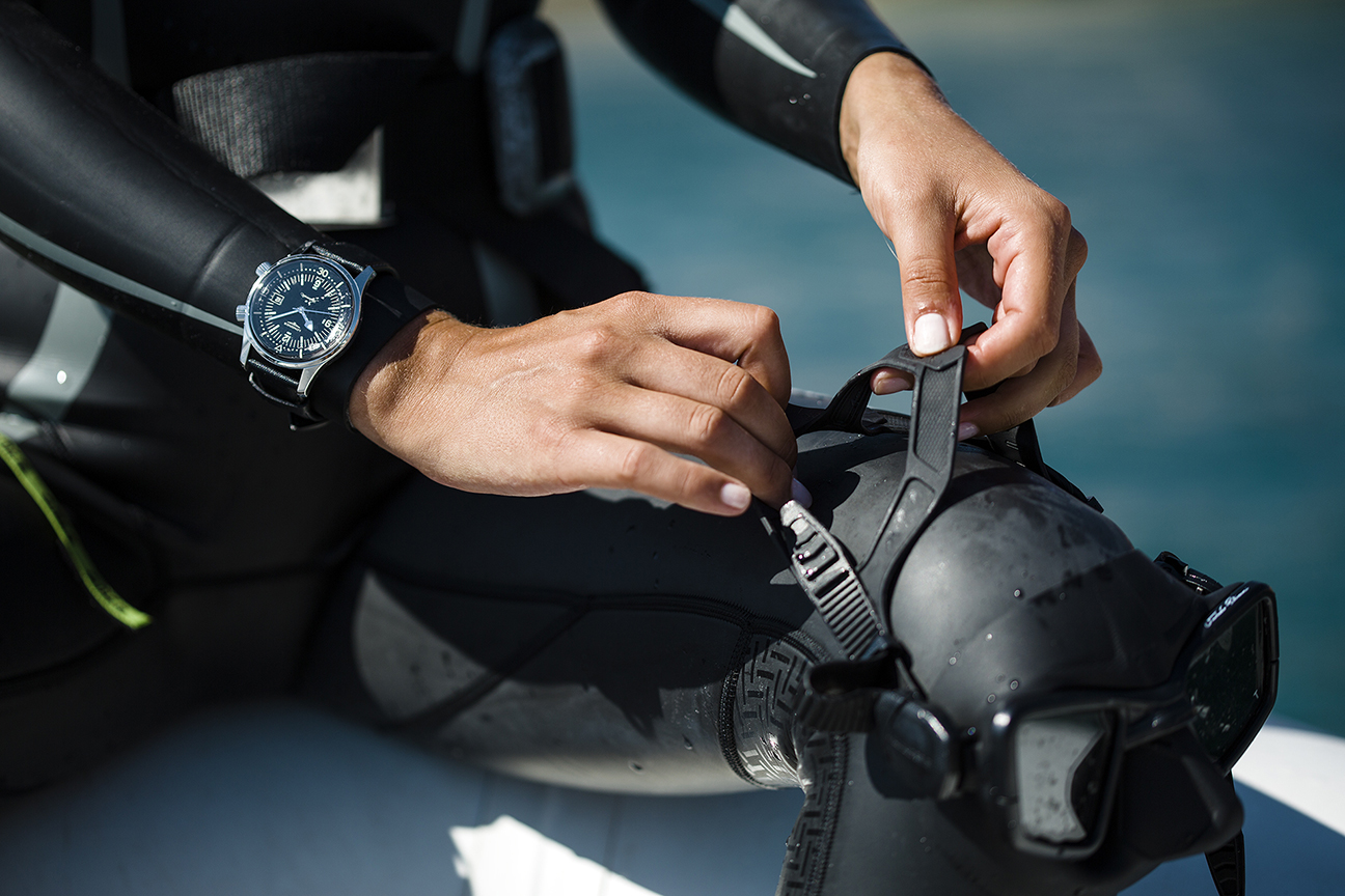 PDM 1675 / Longines legend diver ©Peter De mulder