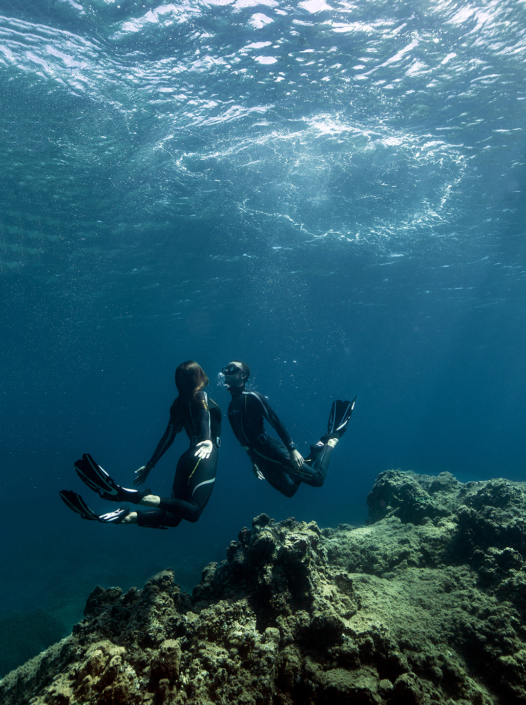 PDM 8230- freedivers