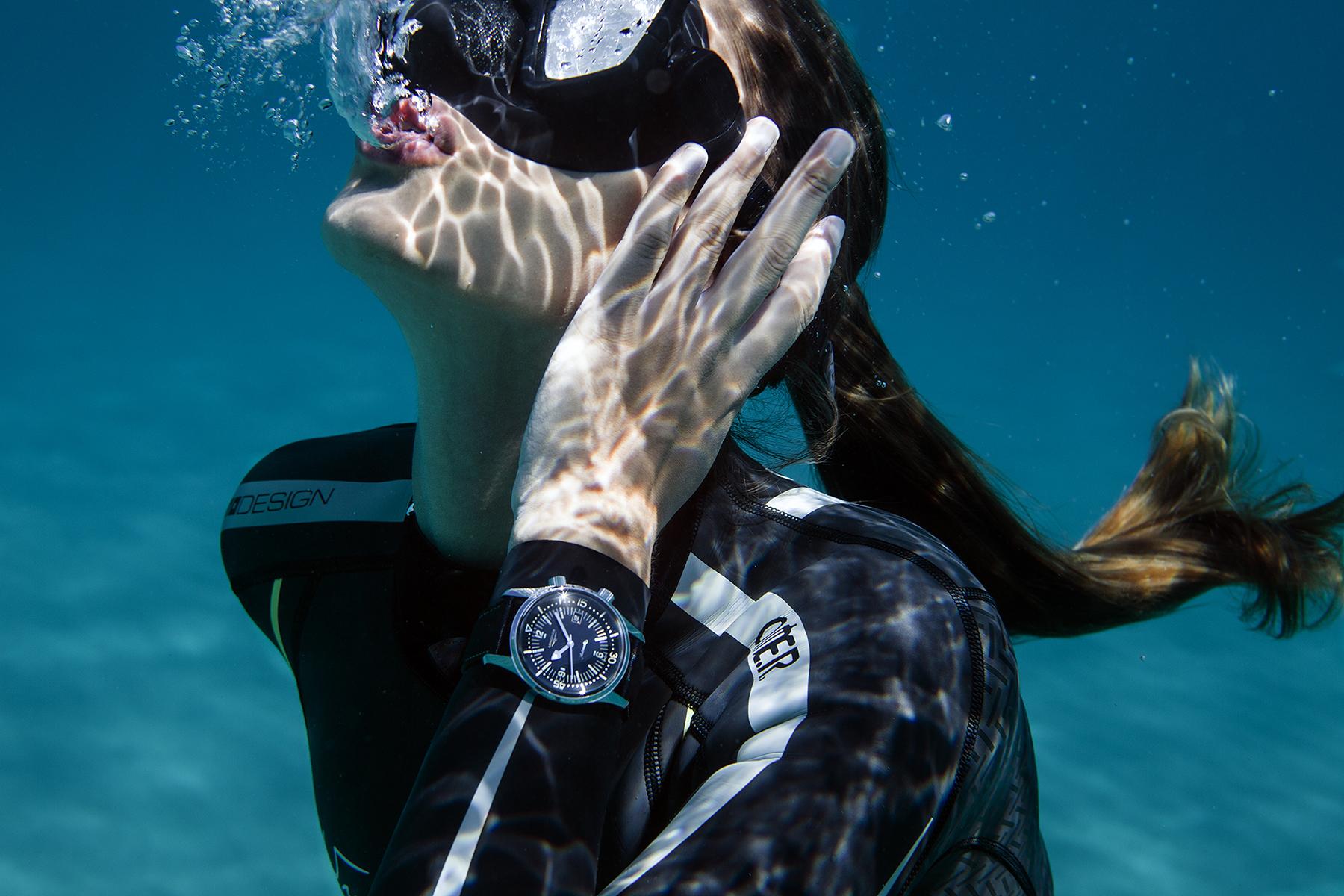 PDM 8610 / Longines legend diver ©Peter De mulder